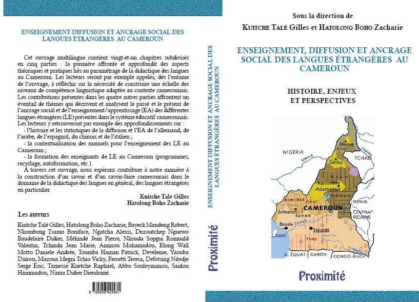 Diffusion, enseignement et ancrage social des LE au Cameroun
